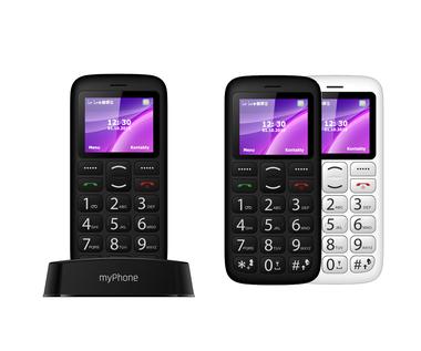 myPhone Simply 2 w sieci sklepów Biedronka za 79 zł