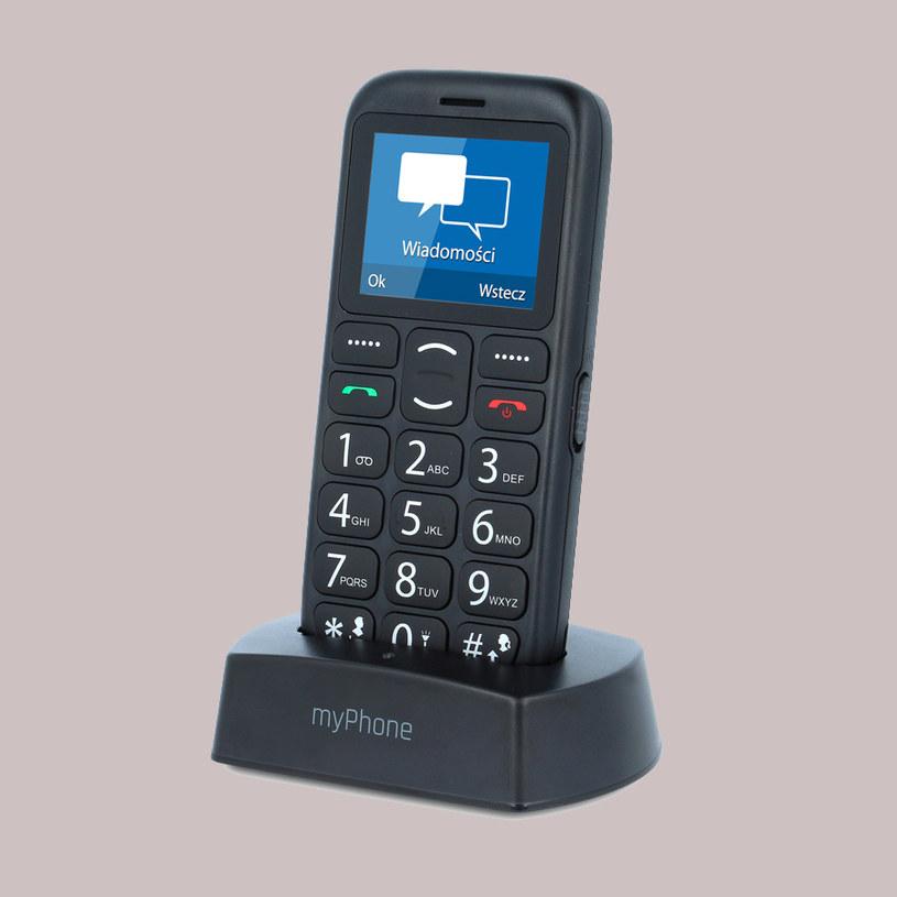 myPhone Simply 2 /materiały prasowe