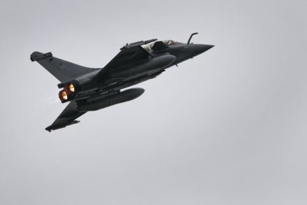 Myśliwiec Dassault Rafale /AFP