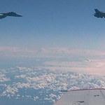 Myśliwiec NATO niebezpiecznie zbliżył się do samolotu rosyjskiego ministra obrony