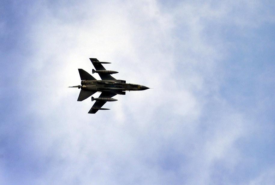 Myśliwiec Tornado (zdj. ilustracyjne) /CTK/VLADISLAV GALGONEK /PAP