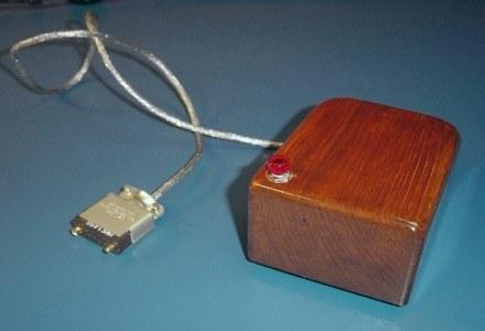 Myszka Engelbart z roku 1964 /materiały prasowe