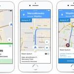 mytaxi integruje Mapy Google jako nawigację