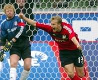 Na BayArena Kahn dwa razy wyciągał piłkę z siatki. Jak będzie w spotkaniu z Milanem?