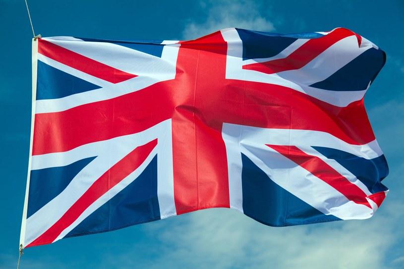 Na brytyjskiej fladze są elementy symbolizujące Anglię, Szkocję i Irlandię Północną /123RF/PICSEL