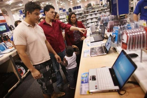 Na całym świecie w użyciu jest już około 500 milionów notebooków /AFP