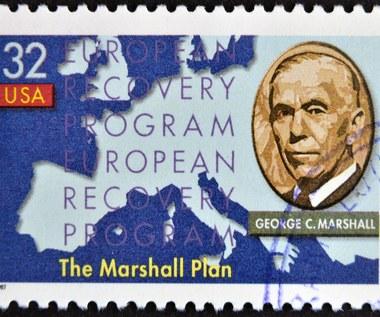 Na czym polegał Plan Marshalla?