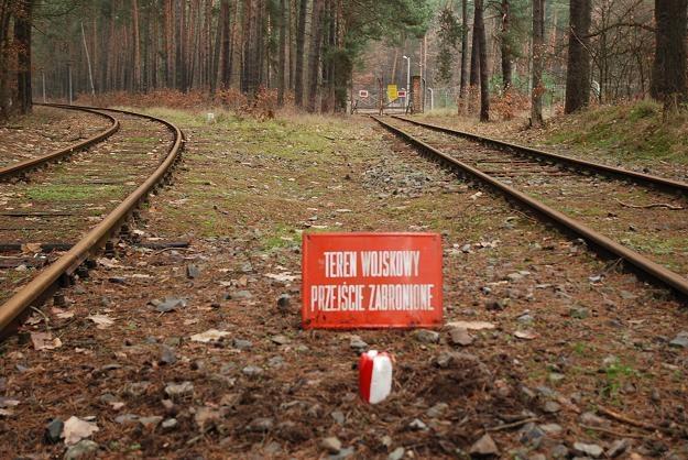 """Na dawny teren niemieckiej """"Muny"""" wciąż nie można wejść /Odkrywca"""