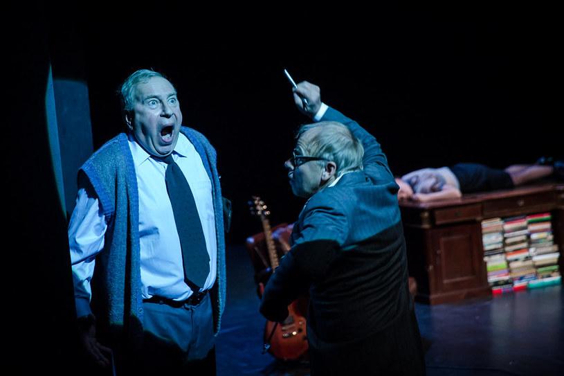 Na deskach teatru będzie można obejrzeć kilka różnych spektakli z udziałem Jerzego Stuhra, fot. Kasia Chmura /materiały prasowe