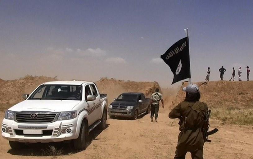 Na destabilizację Iraku wpłynęła wojna domowa w sąsiedniej Syrii /AFP