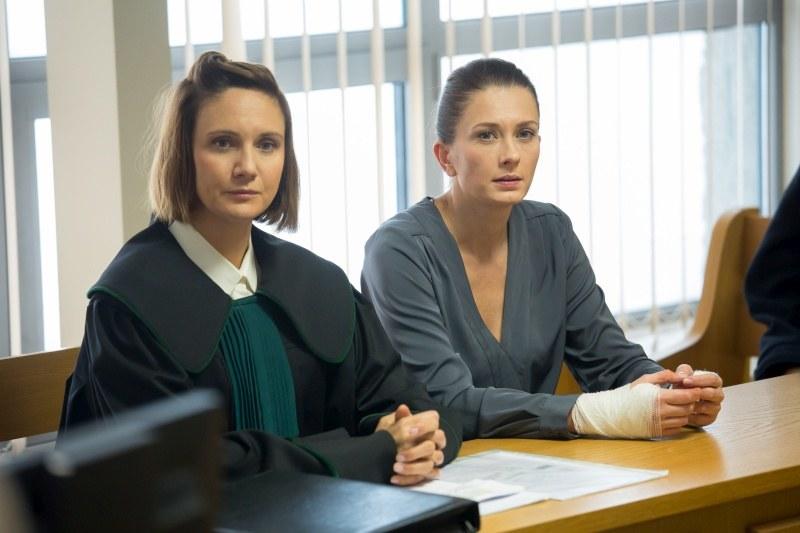 """""""Na dobre i na złe"""": Lena odzyska wolność! /Agencja W. Impact"""