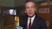 """Na dobre i na złe"": Michał Żebrowski o roli Falkowicza"