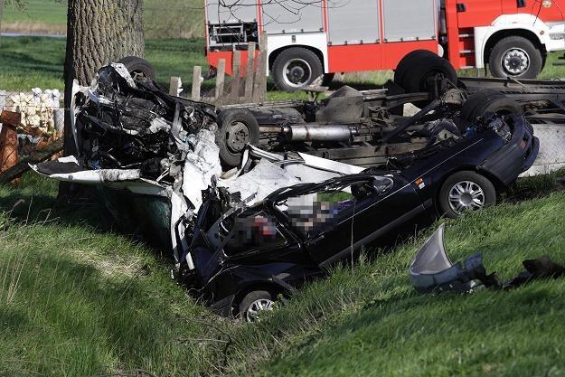 Na drogach doszło do ponad 200 wypadków /PAP