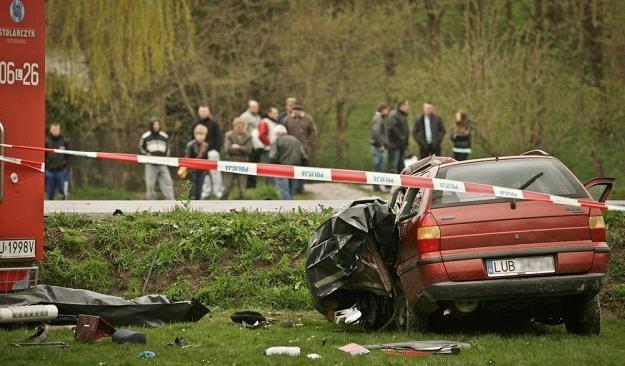 Na drogach życie traci zbyt wiele osób / Fot: Wojciech Jargiło /Agencja SE/East News