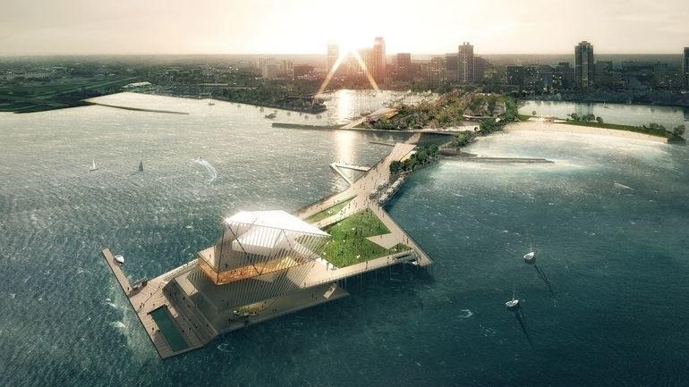 Na Florydzie powstanie niezwykły park rozrywki (Fot. ASD/Rogers Partners/Ken Smith) /materiały prasowe