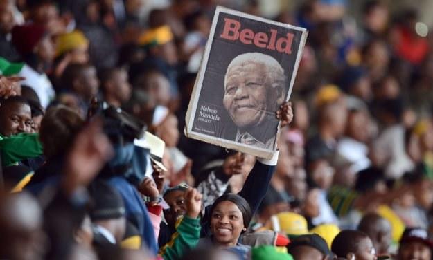 Na globalnej liście Top Trending Google Zeitgeist 2013 pierwsze dwa miejsca zajęły osoby, które odeszły w tym roku: Nelson  Mandela, a tuż za nim Paul Walker /AFP