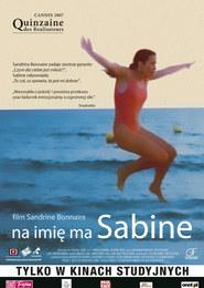 Na imię ma Sabine
