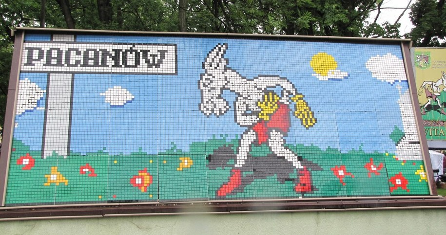 Na Koziołka Matołka czekamy już w Pacanowie /Krzysztof Kot /RMF FM