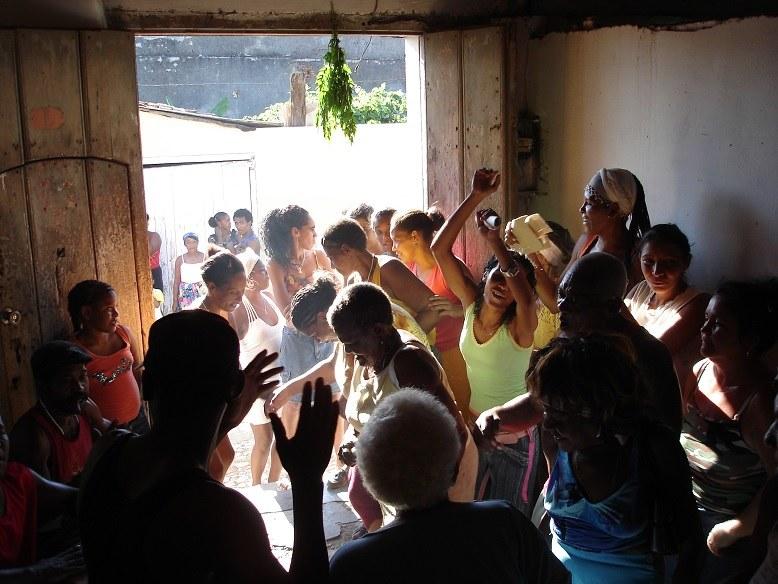 Na Kubie taniec to tylko taniec /Adam Kwaśny /Tekst: Zgubsietam.pl
