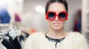 Na lato tylko okrągłe okulary przeciwsłoneczne