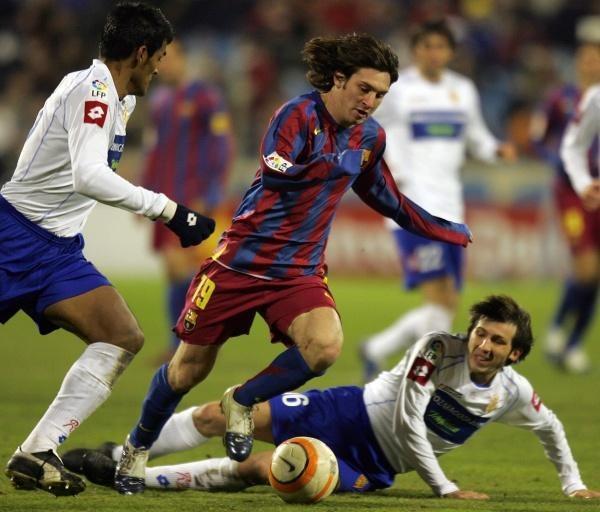 Na Leo Messiego i spółkę czeka już w półfinale Real Madryt /AFP