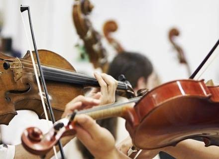 Na letniej scenie Kieleckiego Centrum Kultury wystąpi w piątek kwartet smyczkowy Omega /AFP