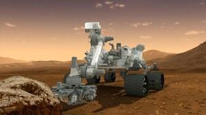 Na Marsie odkryto związki organiczne!