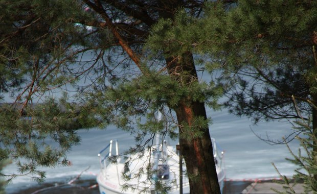 Na mazurskich jeziorach zwodowano pierwszy jacht