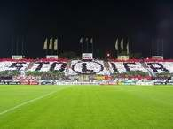 Na meczu z mistrzem Polski stadion Legii pękał w szwach /legia.net