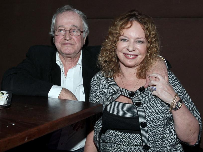 Na moją wielką miłość przyszło mi czekać 30 lat - mówi Potocka  /Paweł Wrzecion /MWMedia