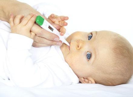Na obniżenie gorączki nie podawaj smykowi Aspiryny ani Polopiryny /© Panthermedia