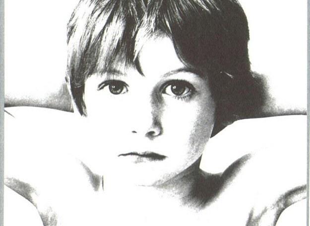 """Na okładce brytyjskiego wydania płyty """"Boy"""" U2 znalazł się Peter Rowan /"""