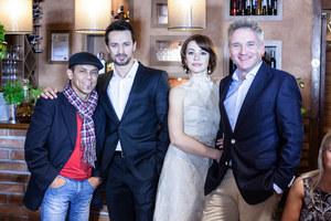 Na otwarciu restauracji Michała nie zabraknie Karoliny (Magdalena Turczeniewicz) /Grzegorz Gołębiowski /ATM