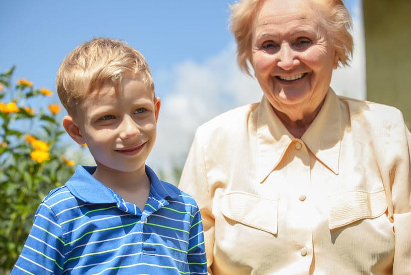 Na początku cieszyłam się, gdy wnuk do mnie przychodził /©123RF/PICSEL