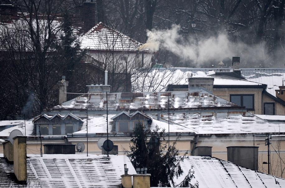 Na Podkarpaciu – podobnie jak w innych regionach kraju – doszło do przekroczenia dopuszczalnych norm jakości powietrza /Darek Delmanowicz /PAP