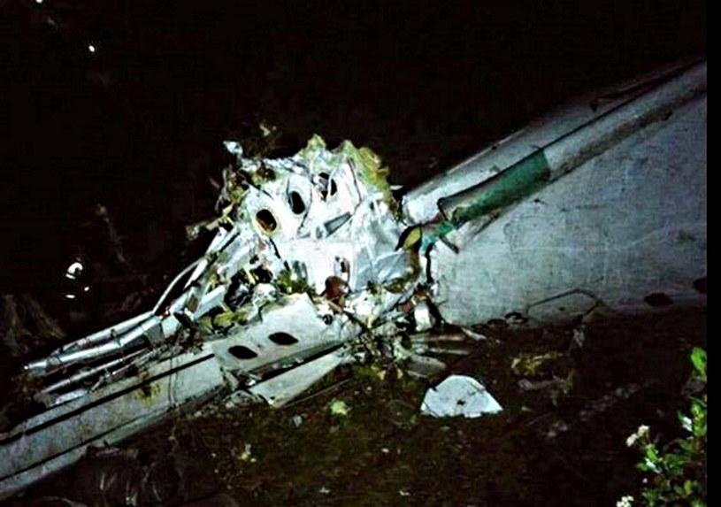 Na pokładzie maszyny było 81 osób, fot. Twitter /