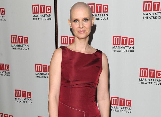 Na potrzebę roli w broadwayowskiej sztuce obcięła swoje długie włosy  /Getty Images/Flash Press Media