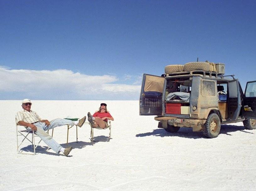 ... na pustyni... /
