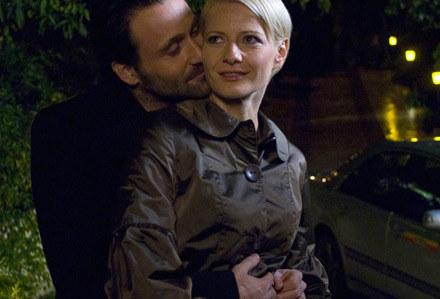 Na razie tylko w serialu. Maja Kryńska (Małgorzata Kożuchowska) zajdzie w ciążę /Polsat
