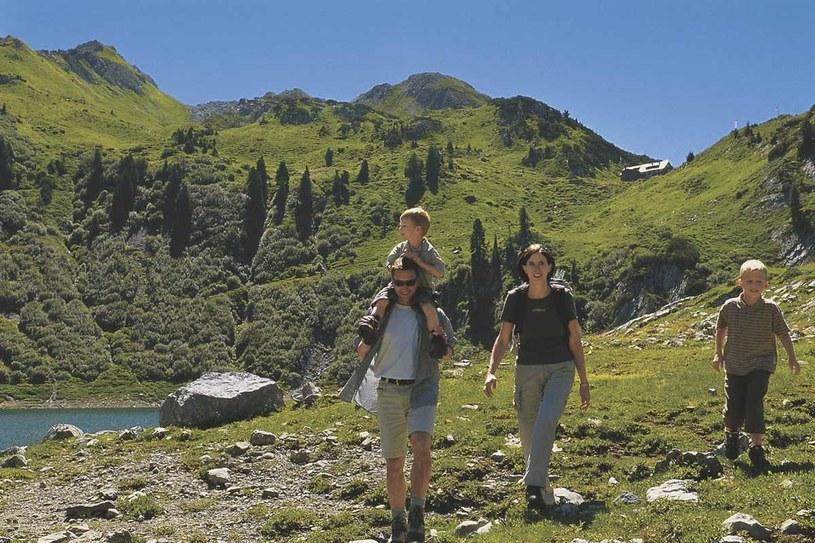 Na rodzinnym szlaku, fot. Vorarlberg Tourismus /materiały prasowe