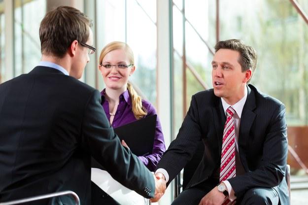 Na rynku pracy zapanował optymizm /123RF/PICSEL