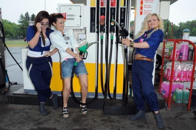 Na stacji benzynowej można się zdziwić... / Fot: VIPHOTO /East News