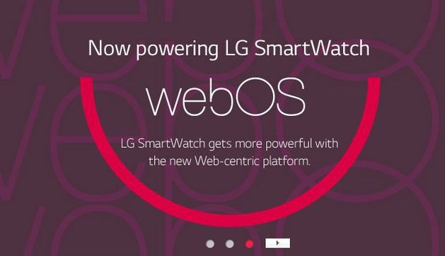 Na stronie LG dla deweloperów zasugerowano, że webOS wkrótce dostępny będzie także dla inteligentnych zegarków. /materiały prasowe