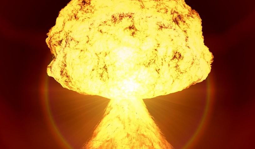 Na świecie mogła wybuchnąć wojna atomowa,                        fot. ilustracyjna /123RF/PICSEL
