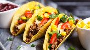 Na sylwestrowej domówce - meksykańskie tacos