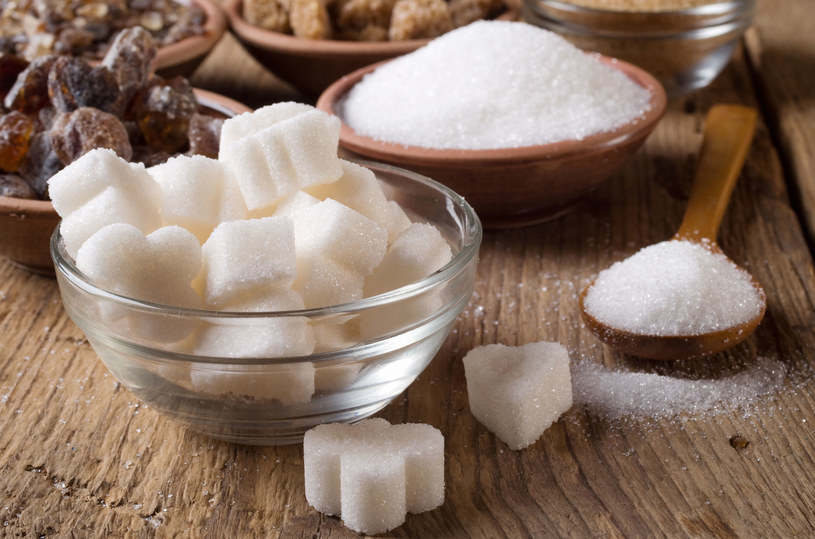 Na temat cukru krąży wiele negatywnych stereotypów /123RF/PICSEL