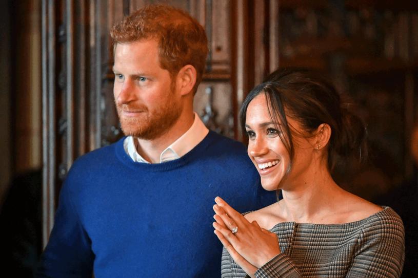 Na ten ślub czaka cały świat! /Getty Images