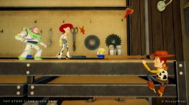 Na tym kadrze widać, że Woody inspiruję się akrobatycznymi zdolnościami Księcia Persji /Informacja prasowa