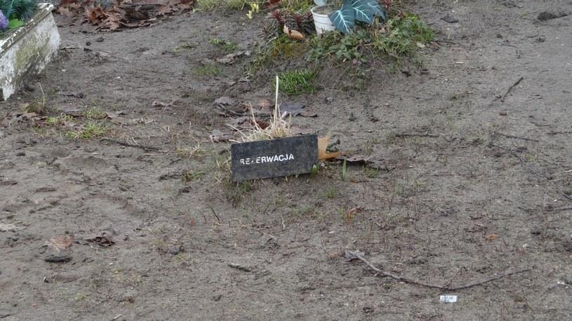 Na tym miejscu pochowano dzieci, fot. Ewelina Jabłońska /East News