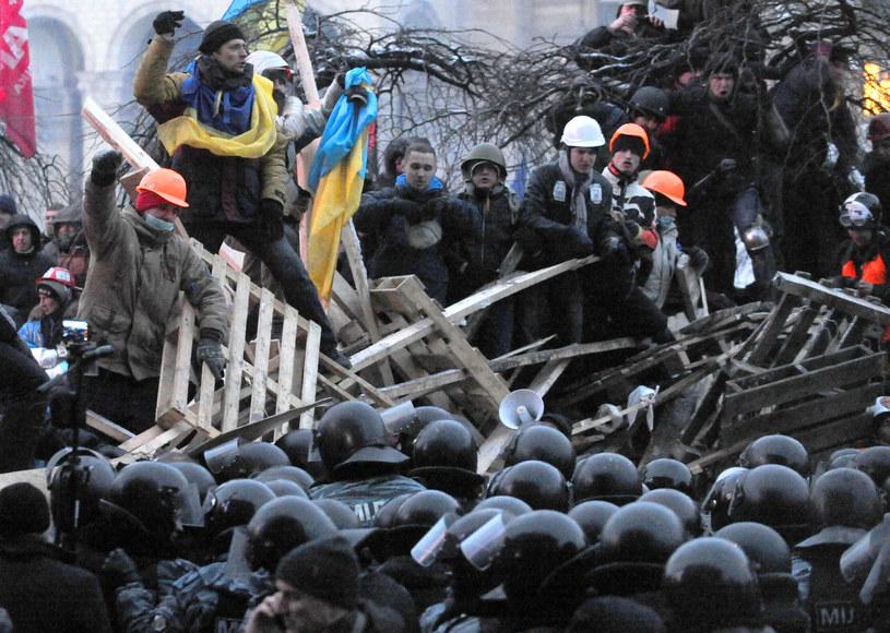 Na Ukrainie sytuacja wciąż napięta /AFP